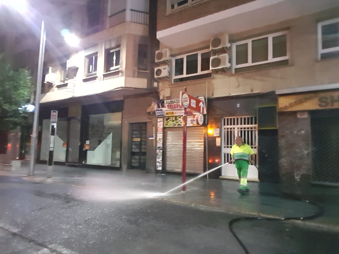 Baldeo San Idelfonso
