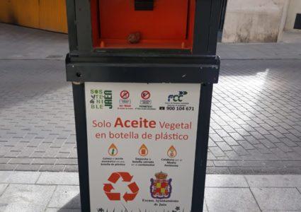 ¿Sabes dónde reciclar el aceite usado?